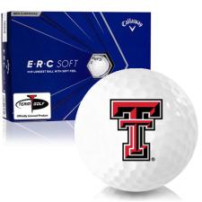Callaway Golf ERC Soft Triple Track Texas Tech Red Raiders Golf Balls