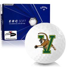 Callaway Golf ERC Soft Triple Track Vermont Catamounts Golf Balls