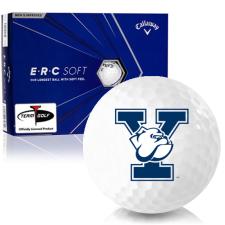Callaway Golf ERC Soft Triple Track Yale Bulldogs Golf Balls