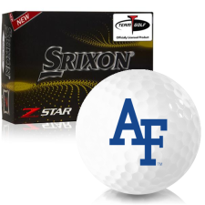 Srixon Z-Star 7 Air Force Falcons Golf Balls
