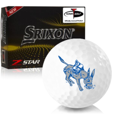 Srixon Z-Star 7 Colorado School of Mines Orediggers Golf Balls