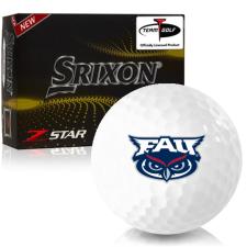 Srixon Z-Star 7 Florida Atlantic Owls Golf Balls