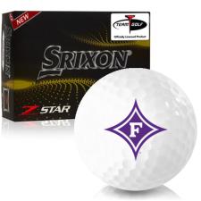 Srixon Z-Star 7 Furman Paladins Golf Balls