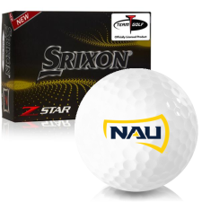 Srixon Z-Star 7 Northern Arizona Lumberjacks Golf Balls