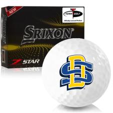 Srixon Z-Star 7 South Dakota State Golf Balls