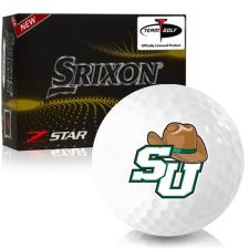 Srixon Z-Star 7 Stetson Hatters Golf Balls