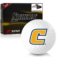 Srixon Z-Star 7 Tennessee Chattanooga Mocs Golf Balls