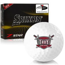 Srixon Z-Star 7 Troy Trojans Golf Balls