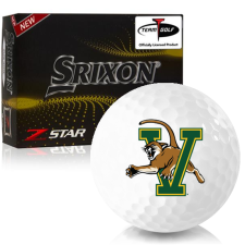 Srixon Z-Star 7 Vermont Catamounts Golf Balls