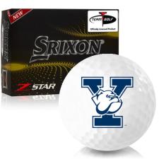 Srixon Z-Star 7 Yale Bulldogs Golf Balls