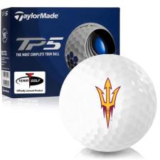 Taylor Made TP5 Arizona State Sun Devils Golf Balls