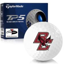 Taylor Made TP5 Boston College Eagles Golf Balls