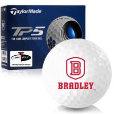 Taylor Made TP5 Bradley Braves Golf Balls