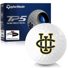 Taylor Made TP5 Cal Irvine Anteaters Golf Balls