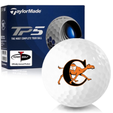 Taylor Made TP5 Campbell Fighting Camels Golf Balls