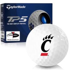 Taylor Made TP5 Cincinnati Bearcats Golf Balls