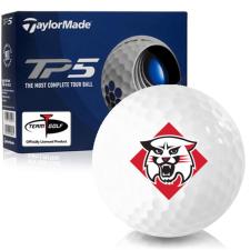 Taylor Made TP5 Davidson Wildcats Golf Balls