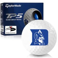Taylor Made TP5 Duke Blue Devils Golf Balls