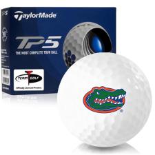 Taylor Made TP5 Florida Gators Golf Balls