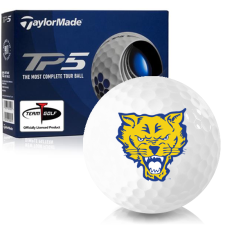 Taylor Made TP5 Fort Valley State Wildcats Golf Balls