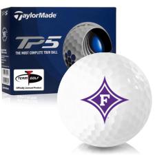Taylor Made TP5 Furman Paladins Golf Balls