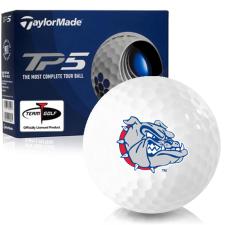 Taylor Made TP5 Gonzaga Bulldogs Golf Balls