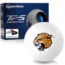 Taylor Made TP5 IUPUI Jaguars Golf Balls