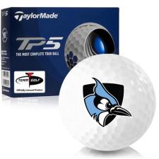Taylor Made TP5 Johns Hopkins Blue Jays Golf Balls
