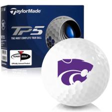 Taylor Made TP5 Kansas State Wildcats Golf Balls