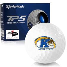 Taylor Made TP5 Kent State Golden Flashes Golf Balls