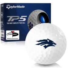 Taylor Made TP5 Nevada Wolfpack Golf Balls