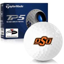Taylor Made TP5 Oklahoma State Cowboys Golf Balls