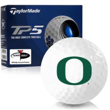 Taylor Made TP5 Oregon Ducks Golf Balls