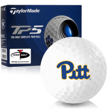 Taylor Made TP5 Pittsburgh Panthers Golf Balls
