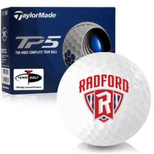 Taylor Made TP5 Radford Highlanders Golf Balls