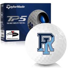 Taylor Made TP5 Rhode Island Rams Golf Balls
