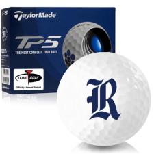 Taylor Made TP5 Rice Owls Golf Balls