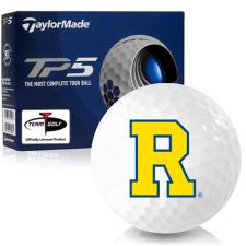 Taylor Made TP5 Rochester Yellowjackets Golf Balls