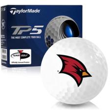 Taylor Made TP5 Saginaw Valley State Cardinals Golf Balls