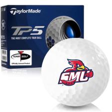Taylor Made TP5 Saint Mary's of Minnesota Cardinals Golf Balls