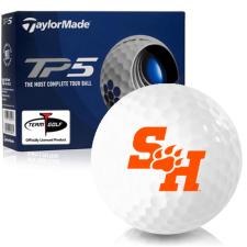 Taylor Made TP5 Sam Houston State Bearkats Golf Balls