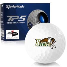 Taylor Made TP5 Siena Saints Golf Balls