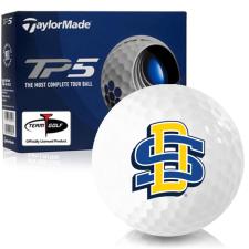Taylor Made TP5 South Dakota State Golf Balls