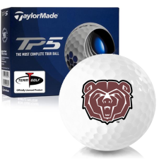 Taylor Made TP5 Southwest Missouri State Bears Golf Balls