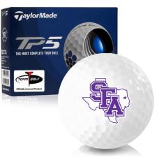 Taylor Made TP5 Stephen F. Austin Lumberjacks Golf Balls