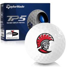 Taylor Made TP5 Tampa Spartans Golf Balls