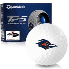 Taylor Made TP5 UTSA Roadrunners Golf Balls