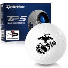 Taylor Made TP5 US Marine Corps Golf Balls