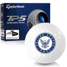 Taylor Made TP5 US Navy Golf Balls