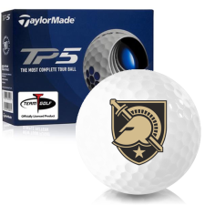 Taylor Made TP5 Army West Point Black Knights Golf Balls